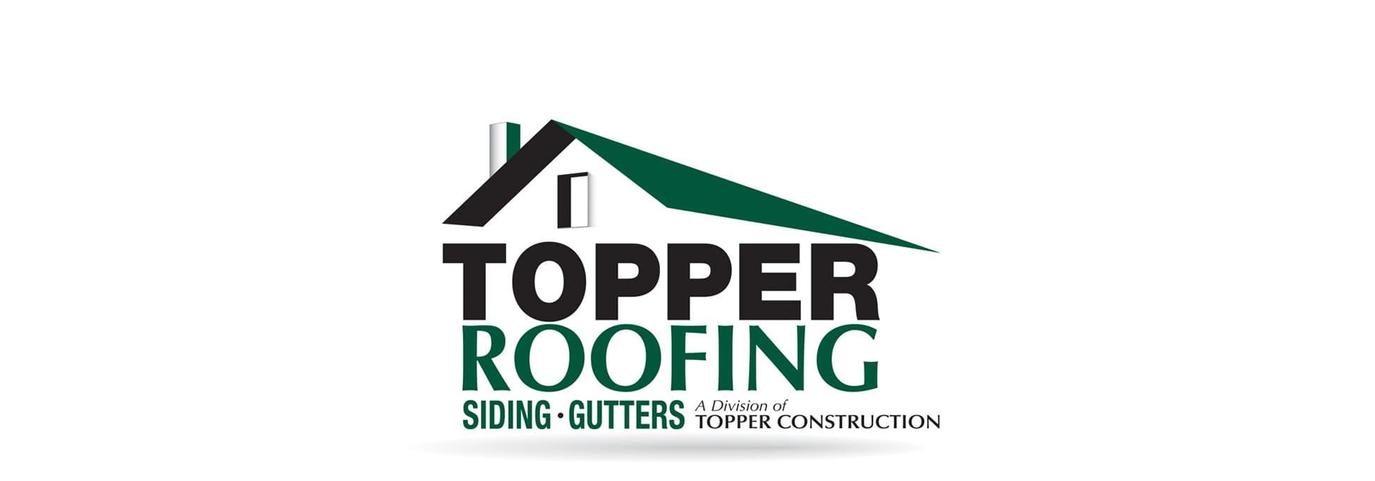 Topper Roofing Logo